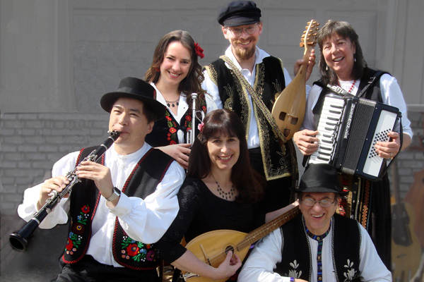 Folk Dance Bands and Musicians