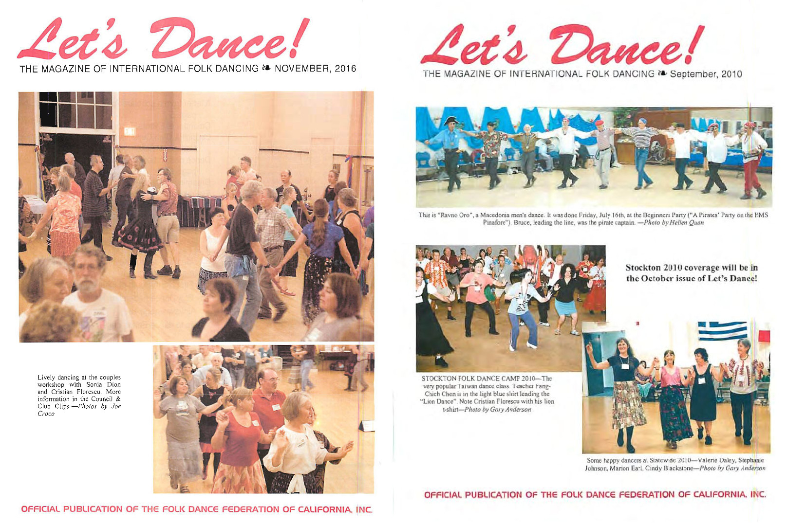 Let's Dance Magazine